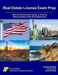 Real Estate License Exam Prep by Stephen Mettling