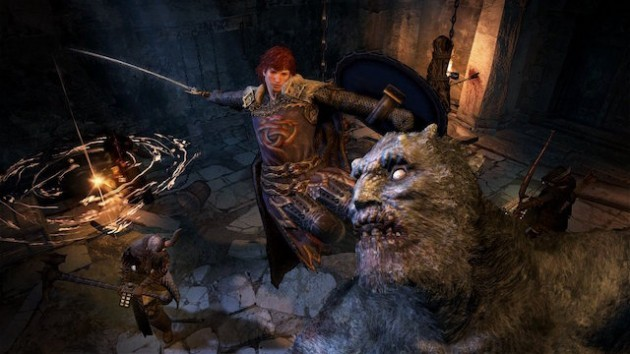 Dragon's Dogma: Dark Arisen HD for PS4 image