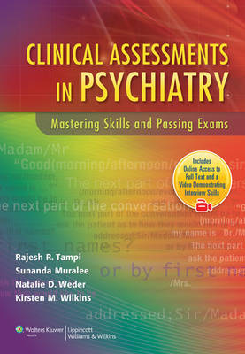 Clinical Assessments in Psychiatry image