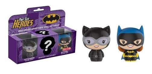 Batman: Pint Size Heroes - Mini-Figure 3-Pack #2 image
