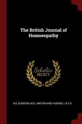 The British Journal of Homoeopathy image