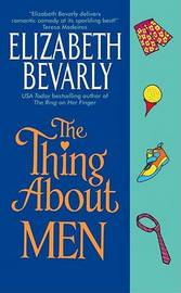 The Thing About Men by Elizabeth Bevarly image