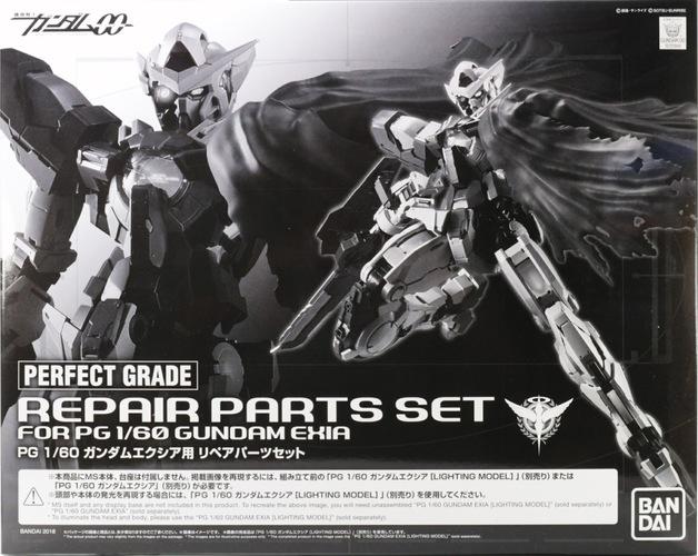 PG 1/60 GN-001 Repair Parts For Gundam Exia - Model Kit