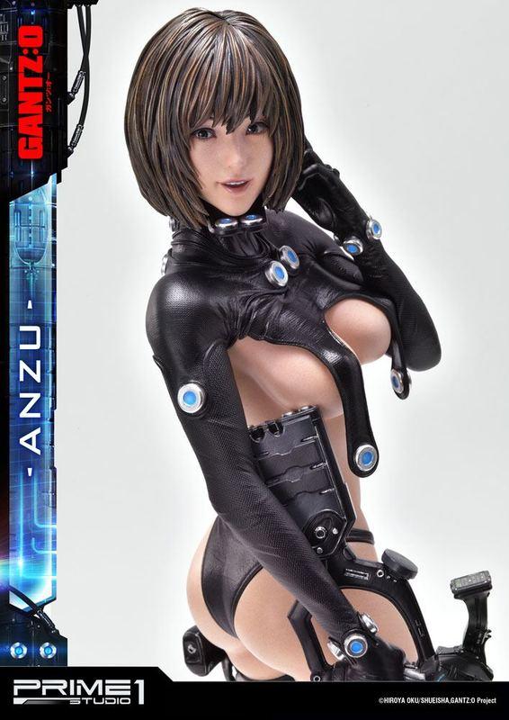 Gantz:O: Anzu Yamasaki - Premium Statue