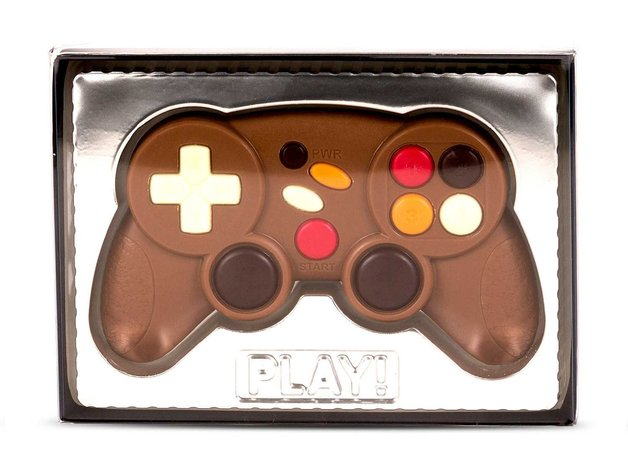 Weibler Chocolate Video Game Controller
