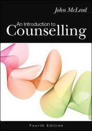 An Introduction to Counselling by John McLeod image