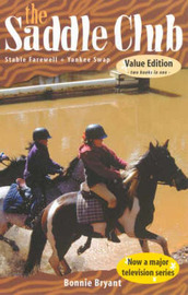 Saddle Club Bindup #25: Stable Fare by Bonnie Bryant image