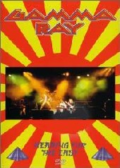 Gamma Ray - Heading For The East on DVD