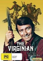 The Virginian - Season 1 on DVD