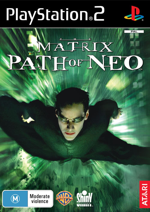 The Matrix: Path of Neo for PlayStation 2