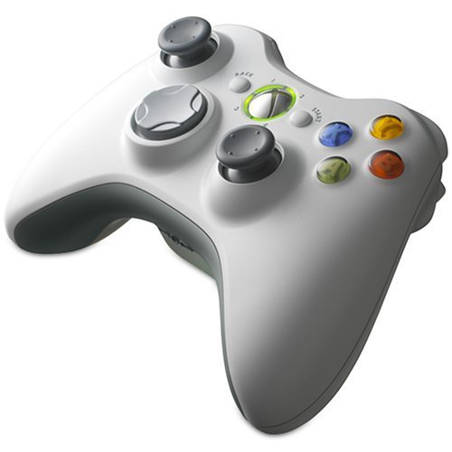 Xbox 360 Wireless Controller for WinXP/Vista USB