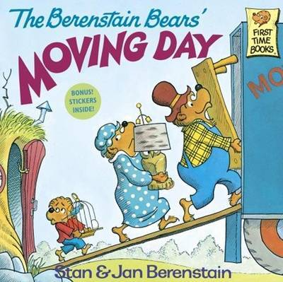 The Berenstain Bears' Moving Day by Stan And Jan Berenstain Berenstain image