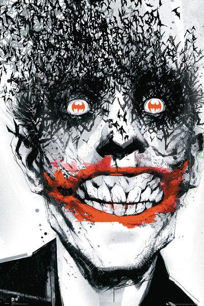 Batman Maxi Poster - Joker Bats (216)