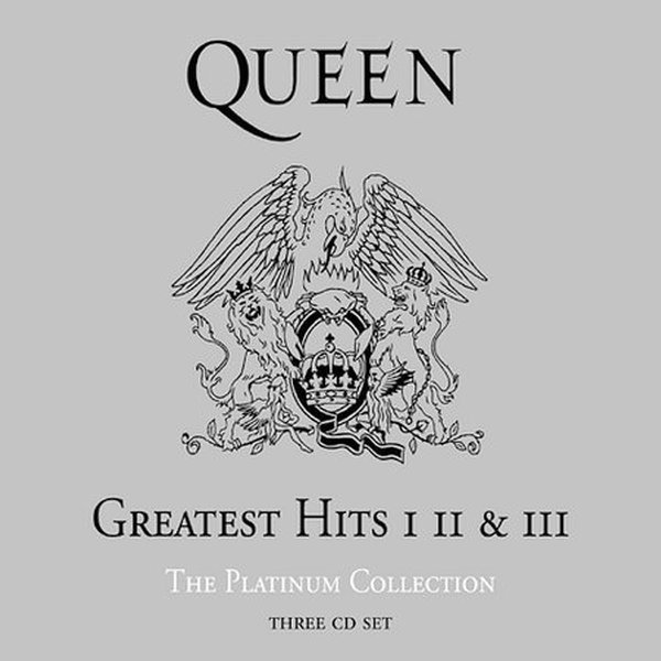 The Platinum Collection: Greatest Hits Volumes I, II and III by Queen image