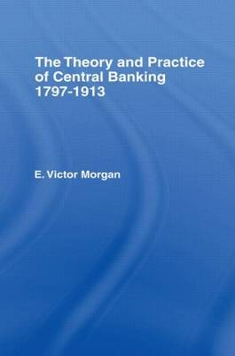 Theory and Practice of Central Banking by H Parker Willis image
