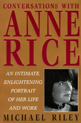Conversations with Anne Rice by M Riley image