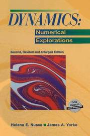 Dynamics: Numerical Explorations by Helena E. Nusse