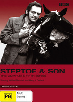 Steptoe And Son - Complete Series 5 on DVD
