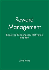 Reward Management by David Hume image