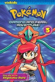 Pokemon Diamond and Pearl Adventure, Vol. 3 by Shigekatsu Ihara