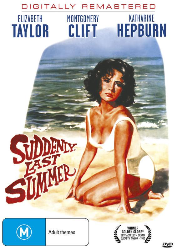 Suddenly, Last Summer [Digitally Remastered] on DVD