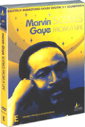 Marvin Gaye - Scenes From A Life on DVD