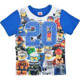 LEGO Minifigure 20 T-Shirt (Size 7)