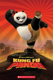 Kung Fu Panda + Audio CD by Nicole Taylor