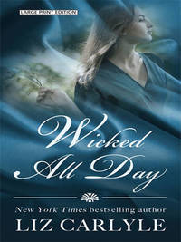 Wicked All Day by Liz Carlyle image