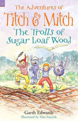 The Trolls of Sugar Loaf Wood by Garth Edwards image