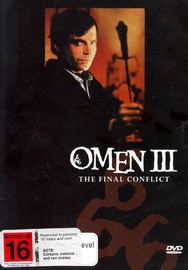 Omen III - The Final Conflict on DVD image