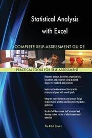 Statistical Analysis with Excel Complete Self-Assessment Guide by Gerardus Blokdyk image