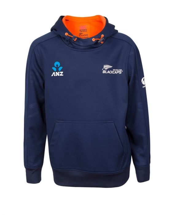 BLACKCAPS Replica Training Hoodie Kids (Size 6)