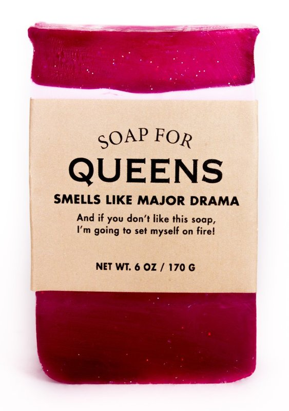 Whiskey River Co: Soap - For Queens