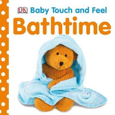 Bathtime: Baby Touch & Feel image