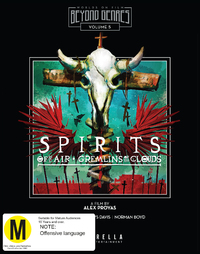 Spirits Of The Air Gremlins Of The Clouds on Blu-ray image