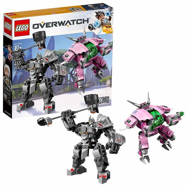 LEGO Overwatch - D.Va & Reinhardt (75973)