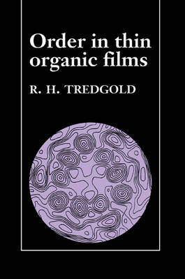 Order in Thin Organic Films by R.H. Tredgold image
