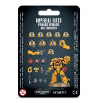 Warhammer 40,000: Imperial Fists Primaris Upgrades & Transfers