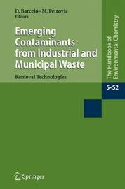 Emerging Contaminants from Industrial and Municipal Waste image