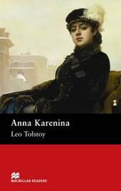 Anna Karenina - Upper Intermediate Reader by Leo Tolstoy