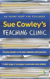 Sue Cowley's Teaching Clinic by Sue Cowley image