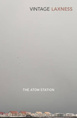 The Atom Station by Halldor Laxness image