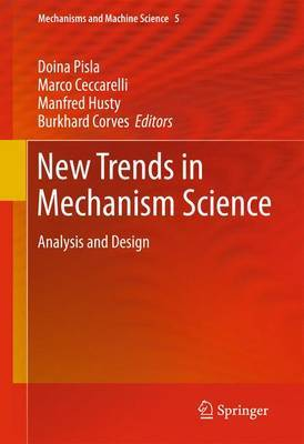 New Trends in Mechanism Science image