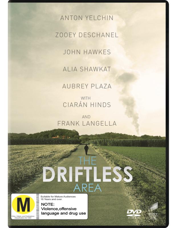 The Driftless Area on DVD