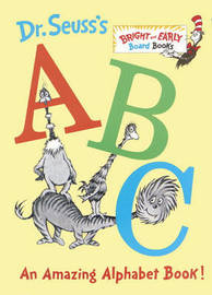 Dr. Seuss's ABC by Dr Seuss