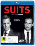 Suits - Season Three on Blu-ray