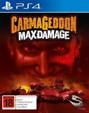 Carmageddon Max Damage for PS4