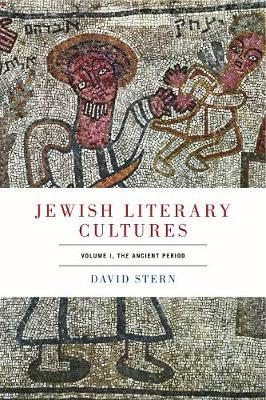 Jewish Literary Cultures by David Stern image