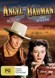 Angel and the Bad Man on DVD